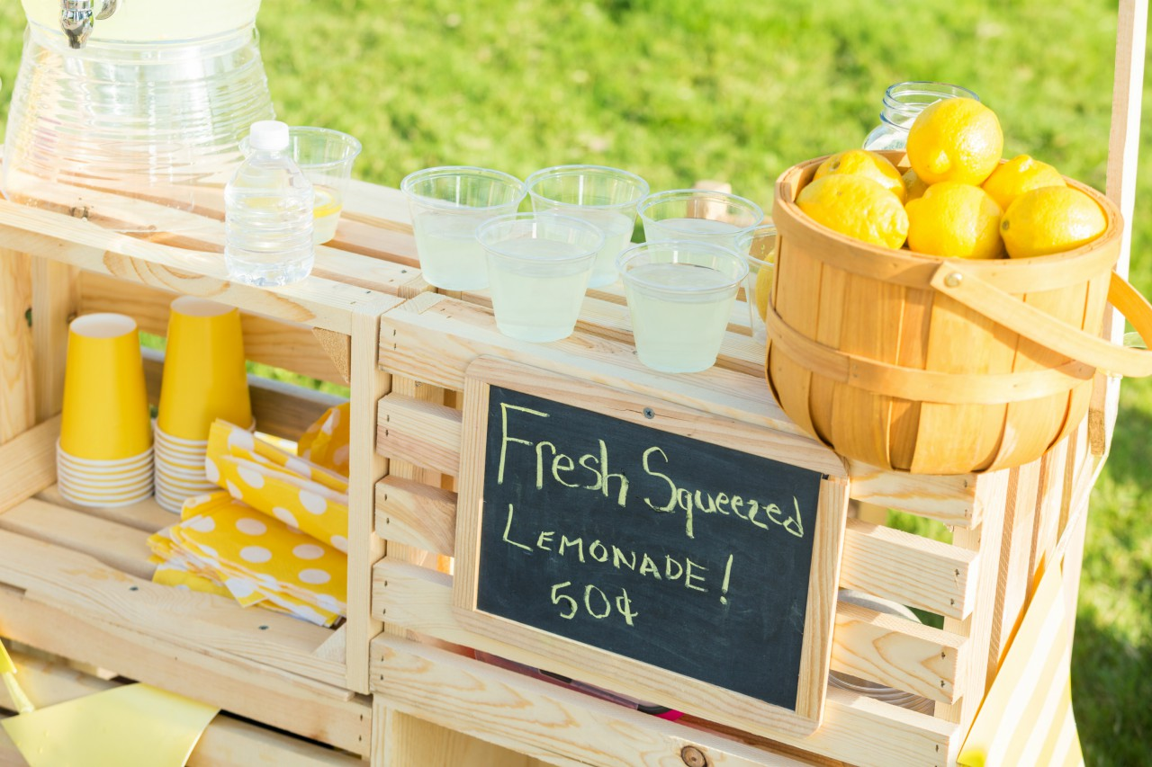 Is Your Lemonade Stand Illegal?